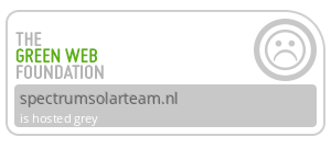 Spectrum Solarteam is hosted Green - checked by thegreenwebfoundation.org
