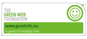 Ce site est hébergé en vert - vérifié par thegreenwebfoundation.org