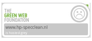 Deze website word groen gehosted