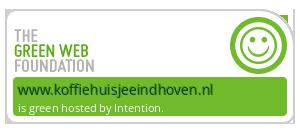 Deze website draait op groene energie!